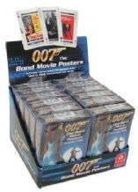 James Bond Film Poster Playing Cards